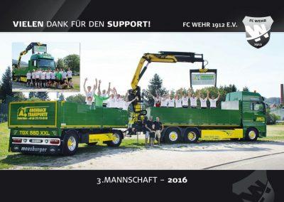 Odenbach Transporte, Wehr Baden, Baustoff-Transporte