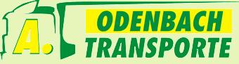 Odenbach Transporte - ein starkes Team