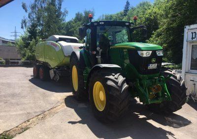 Agrardienstleistungen-Odenbach Transporte, Wehr Baden, Baustoff-Transporte
